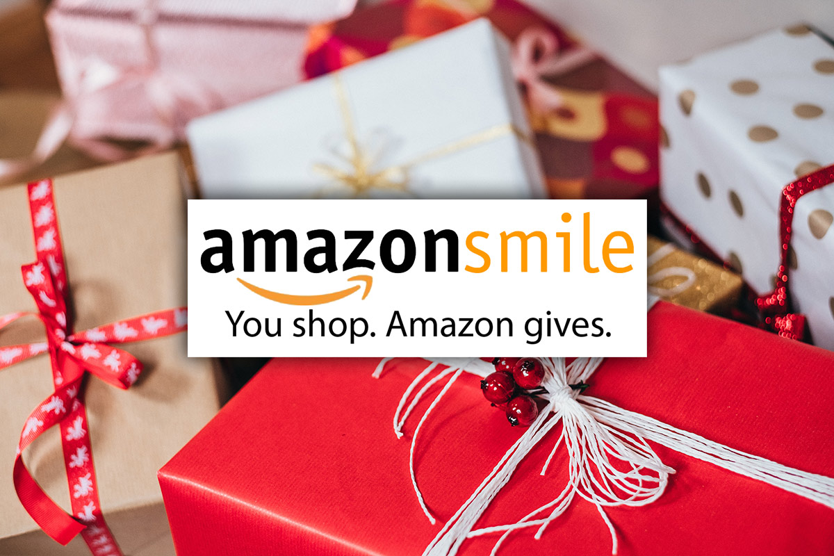 Support your Favorite Charity with Amazon Smile