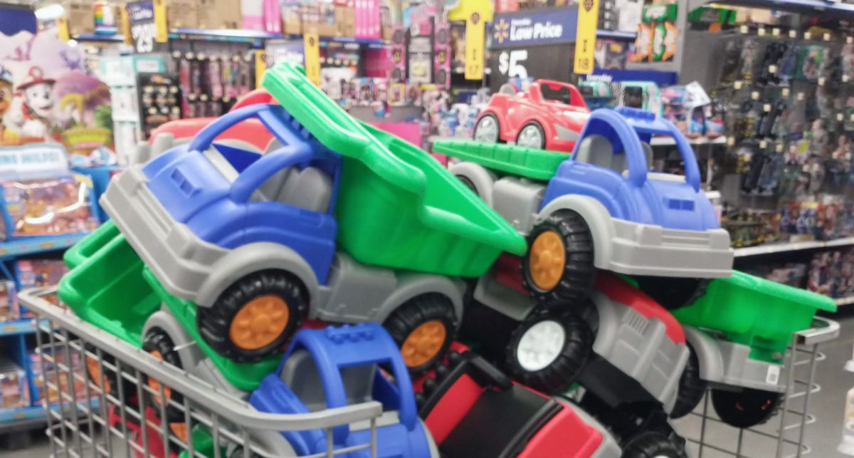American Plastic Toys - Made in the USA Toys at Walmart
