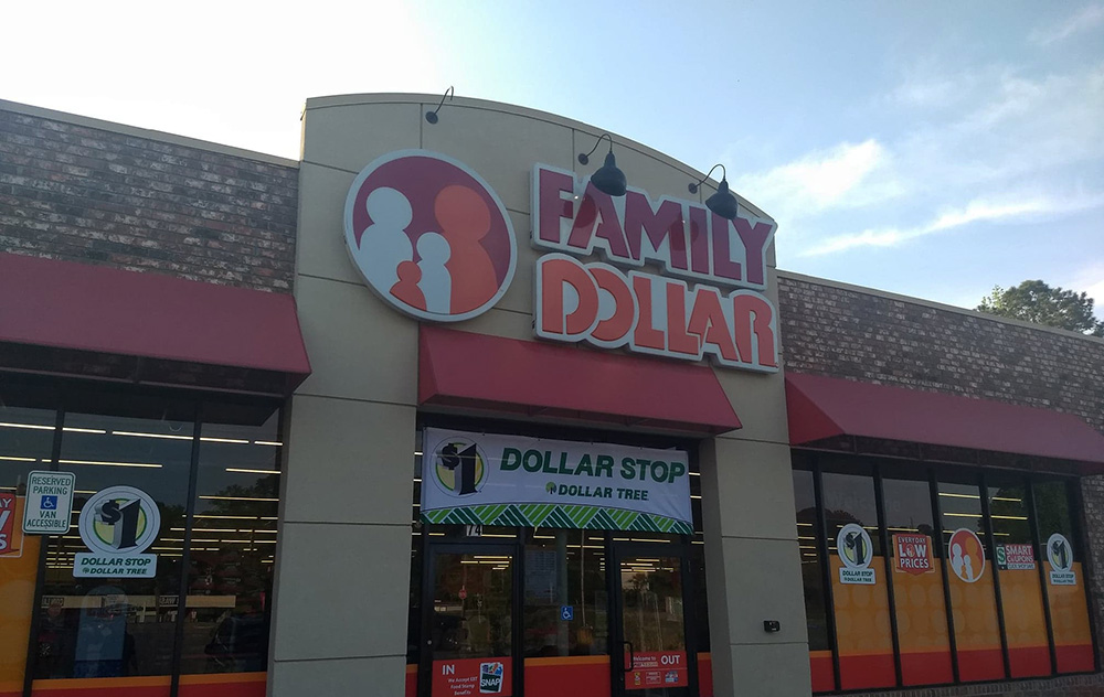 New Family Dollar / Dollar Tree Hybrid Stores