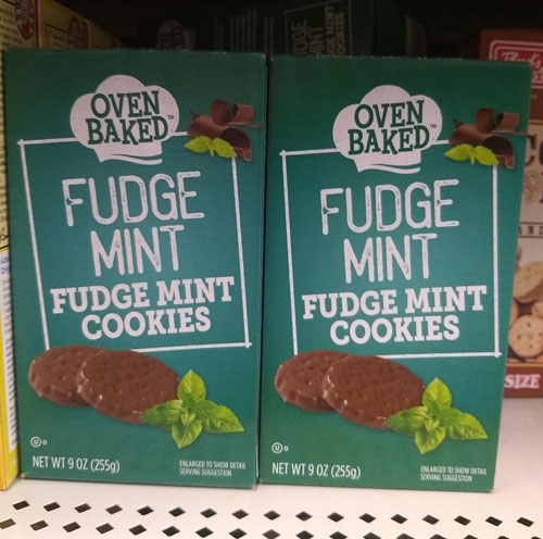 Dollar Tree Girl Scout Cookies