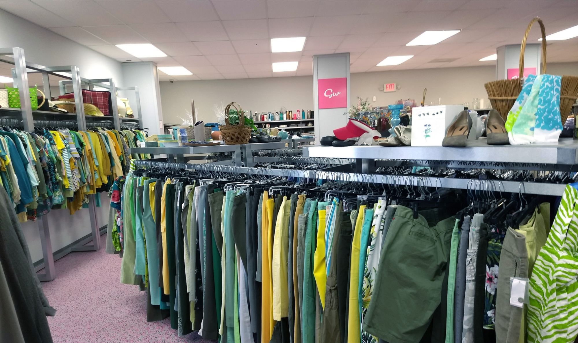 GW Boutique Stores by Goodwill