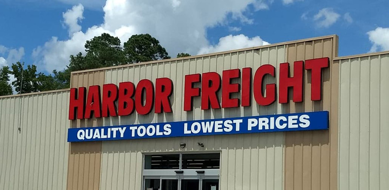 Free Stuff from Harbor Freight