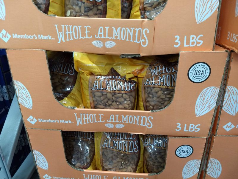 Sam's Club Made in the USA Almonds