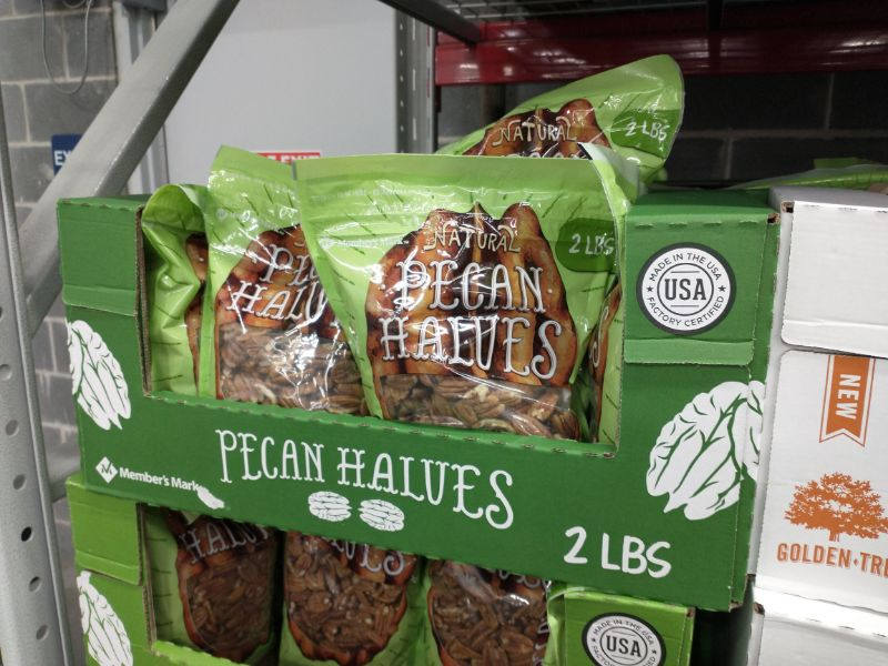 Sam's Club Made in the USA Pecans
