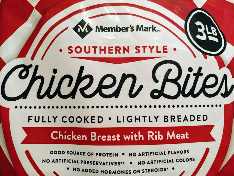 Sam's Club's New Chick-fil-A Southern Style Chicken Nuggets