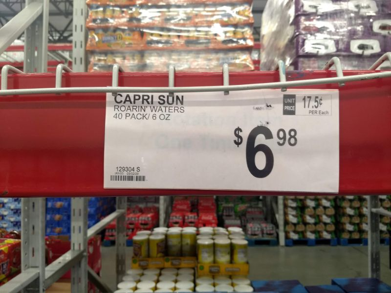 Sam's Club Pricing Codes