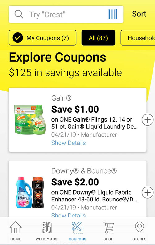 Dollar General Mobile Coupons