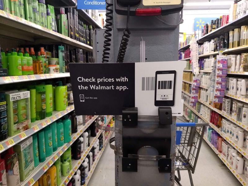 Walmart Price Checker