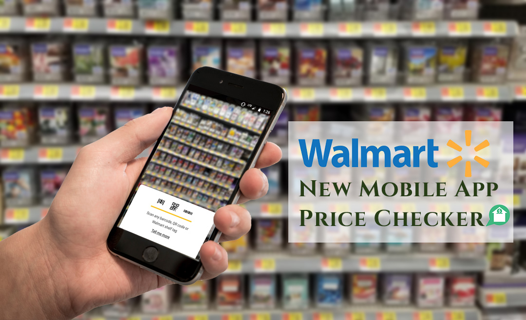 Walmart's New Mobile App Price Checker